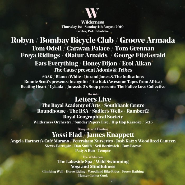 Wilderness-Festival-Line-Up